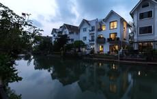 Mãn nhãn với biệt thự ven sông ở Long Biên trên báo ngoại
