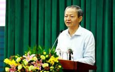 Ông Lê Văn Khoa chính thức thôi nhiệm vụ Phó chủ tịch TP HCM
