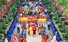Nguồn gốc Lễ Giỗ tổ Hùng Vương, nghi thức tế lễ như thế nào?