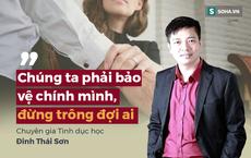 Quấy rối tình dục ở công sở: Trong văn hóa Việt, nạn nhân luôn là người bị thiệt đầu tiên