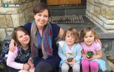 Bà mẹ suýt khiến cả 3 con gái tử vong chỉ vì bài trừ vắc-xin