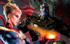 Captain Marvel: Người đang được săn lùng trong bom tấn Avengers - Infinity War là ai?