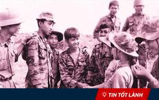 """TIN TỐT LÀNH 30/4: Sự """"biệt đãi"""" của người Triều Tiên với phóng viên Việt Nam và niềm tự hào trong ngày Thống nhất!"""