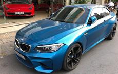 Cường Đôla chi 20.000 USD độ xế hộp BMW M2 vừa mua