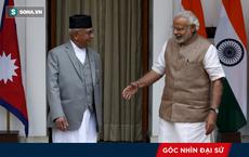 Bóng dáng Trung Quốc sừng sững đằng sau chuyến thăm Ấn Độ của Thủ tướng Nepal