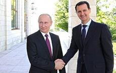 Tổng thống Nga: Lực lượng quân sự nước ngoài nên rút khỏi Syria