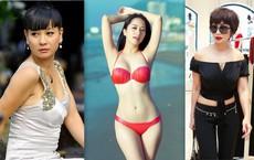 Nhan sắc 3 nữ nghệ sĩ Việt lấy chồng kém 12 đến 20 tuổi