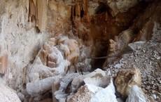 """Phát hiện hang động thạch nhũ tuyệt đẹp, vẫn nổ mìn phá nát: """"Cũng tại anh em thiếu hiểu biết"""""""