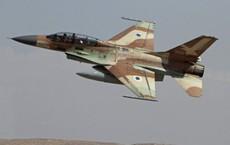 NÓNG: Chiến đấu cơ Israel áp sát biên giới, phòng không Syria báo động