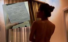 """Người mẫu nude tố bị hiếp dâm: """"Tôi không muốn có thêm các cô gái bị lừa"""""""