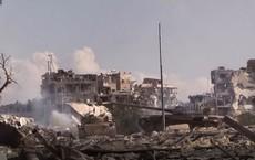 Quân đội Syria giáng đòn quyết định, hủy diệt IS trong nồi hầm Yarmouk, Damascus