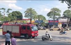 Hà Nội: Chị ninja lạnh lùng tạt đầu khiến xe cứu hỏa phanh gấp giữa đường