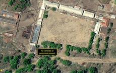 NÓNG: Nổ lớn khi Triều Tiên phá hủy bãi thử hạt nhân Punggye-ri