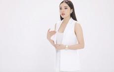 Hoa hậu Kỳ Duyên: Mang bầu, tôi thấy phần bụng cực kì nặng, có cảm giác đau thốn thốn kiểu gì ấy