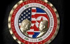 """Đồng xu """"kỳ lạ"""" cháy hàng sau khi ông Trump hủy kì họp thượng đỉnh với Triều Tiên"""