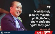"""NSƯT Đức Hải kể chuyện bị học trò """"cướp"""" mối làm ăn"""