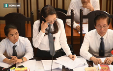 Bất ngờ ngày thứ 9 xét xử BS Lương: Nữ luật sư 'cứng rắn' rơi nước mắt