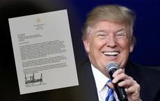 """Phân tích những điểm lạc quan """"bất thường"""" trong bức thư ông Trump gửi Triều Tiên"""