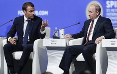 """Tổng thống Vladimir Putin: """"Chúng tôi sẽ bảo vệ Châu Âu"""""""