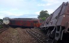 Vụ 2 tàu hỏa tông nhau khi vào ga: Công an tỉnh Quảng Nam lấy lời khai lái tàu