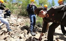 Phóng viên quốc tế lo bị nhiễm xạ sau khi chứng kiến vụ phá hủy bãi thử hạt nhân Triều Tiên