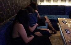 Kiểm tra nhà hàng trên đường Trần Quang Khải, gặp nữ thoát y