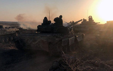 4 cố vấn quân sự Nga thiệt mạng do bị khủng bố Syria tấn công