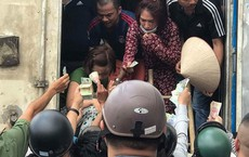 """Lùm xùm """"giải cứu 17 tấn sầu riêng"""" ở Hà Nội: Tài xế lô hàng muốn giải thích"""