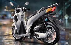 Vì sao xe máy tay ga của Honda luôn đội giá bất thường?