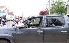 Hàng ngàn người tụ tập đập phá ở Bình Thuận