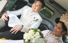 Con gái cưới ở Mỹ, nghệ sĩ Hồng Vân bị cảm nặng không thể tham dự