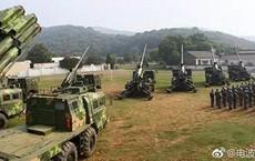 Lộ diện pháo tự hành bánh lốp 155 mm bí ẩn của Trung Quốc