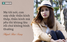 Thảo Trang lần đầu chia sẻ góc khuất chuyện ly hôn cựu tuyển thủ Phan Thanh Bình