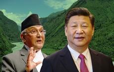 """Trung Quốc đứng trước """"đòn bẩy ngàn cân"""" khi Ấn Độ - Nepal tái hợp thành công"""