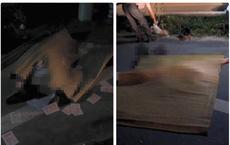 Hai thiếu nữ tử vong bất thường cạnh xe máy trong đêm