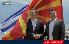 Chấp nhận đổi tên, Macedonia đứng trước ngưỡng cửa gia nhập EU và NATO: Nga nên lo ngại?