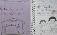 Xuất hiện cuốn sổ học tiếng Anh cầu kỳ nhất MXH: Đã dễ nhớ còn buồn cười dù hơi mỏi tay một chút