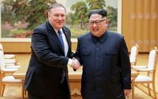 """Lần đầu gặp mặt, ông Pompeo nói """"vẫn chưa từ bỏ ý định ám sát"""" ông Kim Jong Un"""