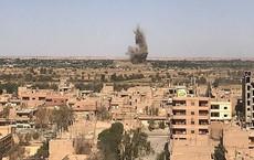 Máy bay liên quân Mỹ tấn công Quân đội Syria: Đã có thương vong