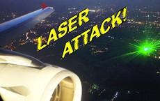 Phi công Mỹ 20 lần bị Trung Quốc chiếu laser trên biển Hoa Đông?
