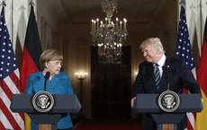 """Bất đồng tại G7, ông Trump """"gượng gạo"""" giải hòa với bà Merkel bằng... kẹo dẻo"""
