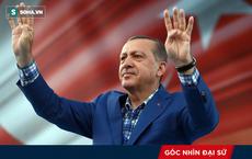 """Tổ chức bầu cử TT Thổ Nhĩ Kỳ sớm:  Canh bạc """"được ăn cả, ngã về không"""" của ông Erdogan"""