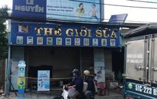 """Vụ cháy cửa hàng """"Thế giới sữa"""" ở Sài Gòn: Thêm người vợ tử vong"""