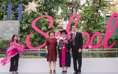 Thế hệ học sinh đầu tiên tốt nghiệp TH School nhận học bổng hàng nghìn đô du học ở Mỹ, Nhật