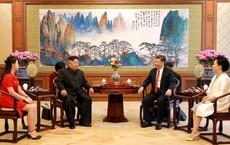 Tiết lộ nhân vật đặc biệt quan trọng của TQ tháp tùng ông Kim Jong-un trong các chuyến thăm