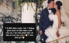 Tưởng kiếm được mối làm ăn ngon, chàng MC đám cưới tá hỏa khi nhận ra cô dâu chính là người yêu cũ của mình