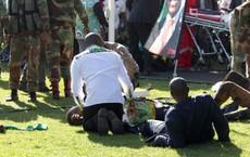 Tổng thống Zimbabwe bị mưu sát tuyên bố 'tôi chưa tới số'