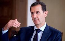 """Assad: Tôi rất mừng khi nghe phương Tây nói """"không bỏ xu nào tái thiết Syria"""""""