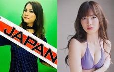 """Đội tuyển Nhật gây """"bão"""" ở World Cup 2018, Maria Ozawa và dàn mỹ nhân phấn khích cổ vũ"""