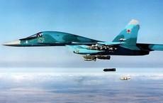 """Không quân Nga đáp trả """"luôn và ngay"""", chặn đứng các đòn tấn công ở bắc Latakia, Syria"""